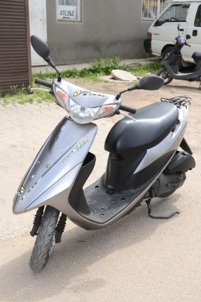 Продаю мопед японский Suzuki Adress 4-х тактный без пробега по Украине в отлично. Татарбунары, Одесская область. фото 3