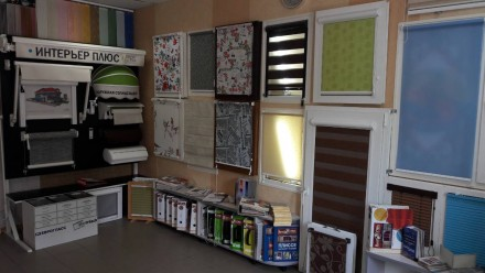 Тканевые роллеты, окна, жалюзи, рефлексоли. Мелитополь. фото 1