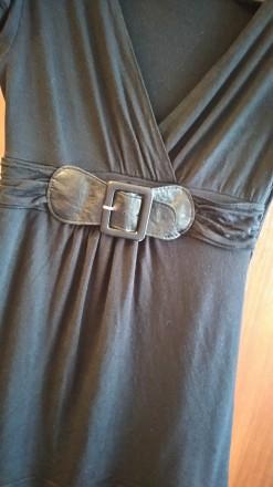 Блуза-туника на 10-11 лет рост 140-146см. Суми. фото 1
