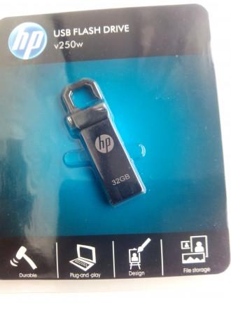 USB флешка HP v250w на 32Гб. Александрия. фото 1