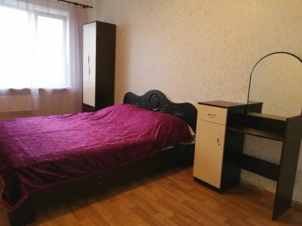 В квартире есть все , что надо для проживания : мебель, техника, посуда, постель. Суворовский, Одесса, Одесская область. фото 3