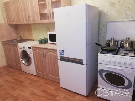 В квартире есть все , что надо для проживания : мебель, техника, посуда, постель. Суворовский, Одесса, Одесская область. фото 1