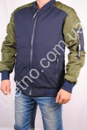 Мужские демисезонные куртки и ветровки оптом от 250 грн. Одесса. фото 1
