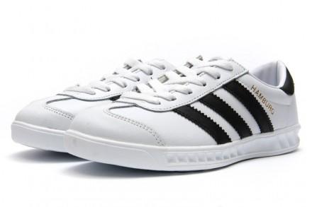 6335afca ᐈ Кроссовки женские Adidas Hamburg, (13851) ᐈ Каменское 900 ГРН ...