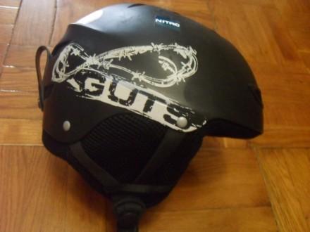 Шлем лыжный/сноуборд Nitro ( TWH015 ) , размер L-XL. Киев. фото 1