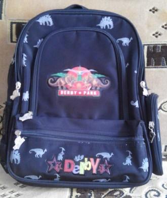 Рюкзак школьный Derby. Винница. фото 1