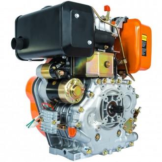 Дизельный двигатель на 10л.с. от латвийской торговой марки Vitals - надёжный и о. Одесса, Одесская область. фото 4