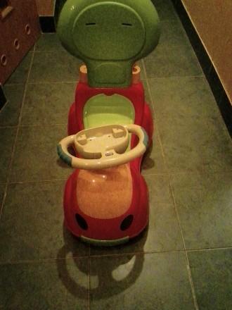 Продам дитячу машину Chicco. Трускавец. фото 1