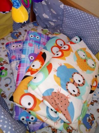 Детское одеяло хлопок с наполнителем. Днепр. фото 1