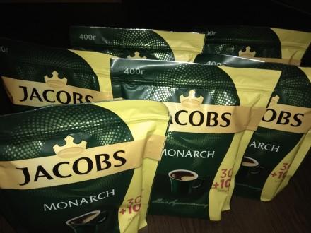 Кава Якобс Jacobs Monarch (400 )гр. Сумы. фото 1