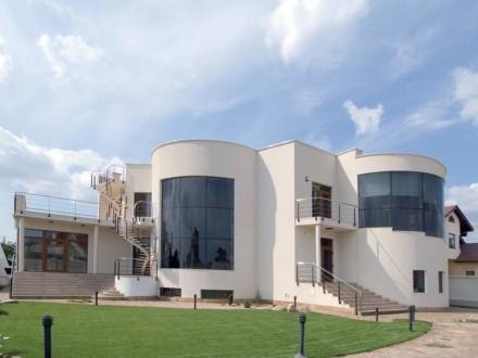 Сдам потрясающий современный загородный дом с панорамным видом на море!. Одесса. фото 1