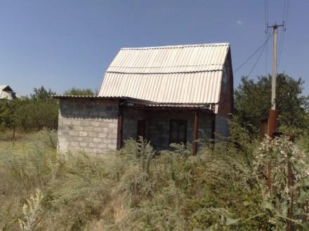 Продается участок с дачным домиком на побережье Бердянского залива.. Бердянск. фото 1