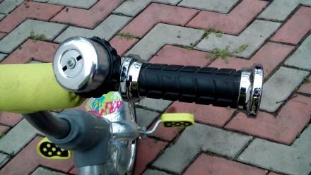 Прочный и удобный трехколесный велосипед с функцией прогулочной коляски! Велоси. Василівка, Запорізька область. фото 9