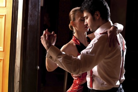 Аргентинское танго в Вышгороде. Киев. фото 1