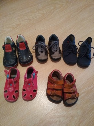 Обувь для самых маленьких. Удобные в носке, не натирают, не слетают с ножки. Сос. Черновцы, Винницкая область. фото 5