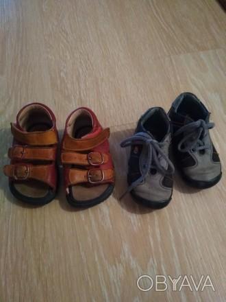 Обувь для самых маленьких. Удобные в носке, не натирают, не слетают с ножки. Сос. Черновцы, Винницкая область. фото 1