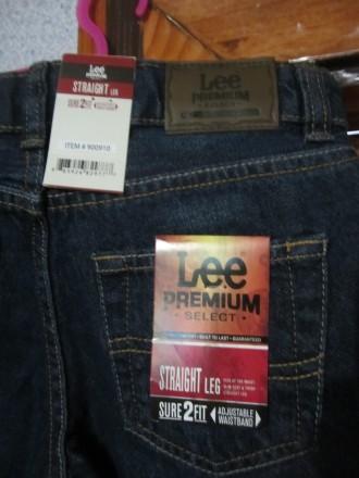 Детские фирменные джинсы Lee новые!!!. Житомир. фото 1