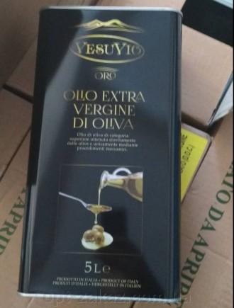 VESUVIO - оливковое масло Италия 5л. Запорожье. фото 1