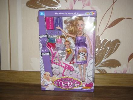 Кукла в подарочной упаковке - Будущая мама. Хмельницкий. фото 1