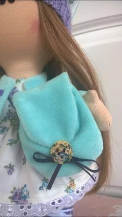 Продается интерьерная кукла ручной авторской работы. Львов. фото 1