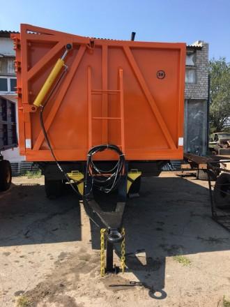 Прицеп тракторный НТС-12. Орехов. фото 1
