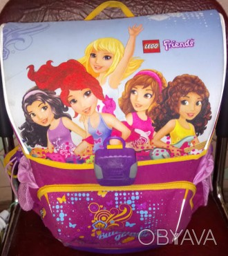 Рюкзак LEGO,в идеальном состоянии,Оплата при получении.отправляем любой почтой,д. Одесса, Одесская область. фото 1