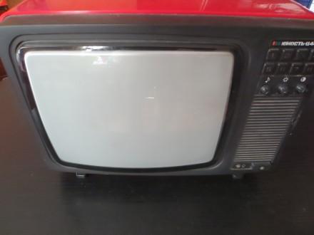 Продаю цветной телевизор Юность Ц440Д. Черноморск (Ильичевск). фото 1