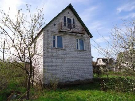 Продаж дачі в Гайку, будинок на 2 поверхи без внутрішньої обробки , є земельна д. Белая Церковь, Киевская область. фото 3