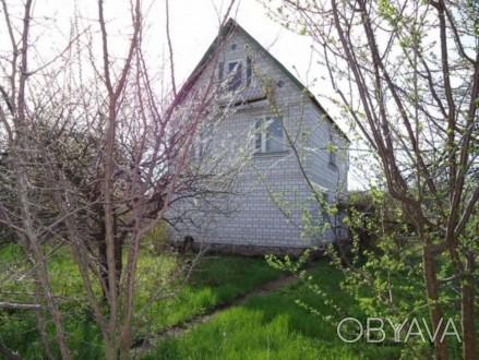 Продаж дачі в Гайку, будинок на 2 поверхи без внутрішньої обробки , є земельна д. Белая Церковь, Киевская область. фото 1