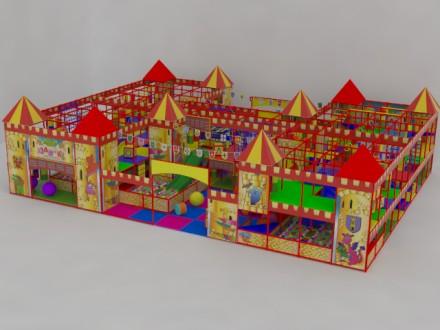 Ремонт и сервисное обслуживание детского игрового оборудования.. Днепр. фото 1