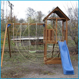 Различные детские игровые площадки со склада.. Днепр. фото 1