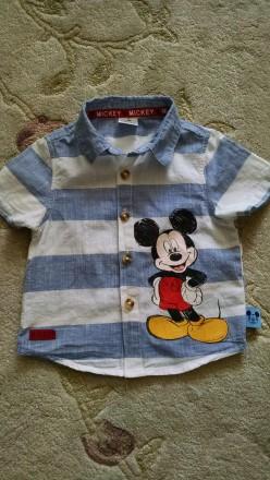 Сорочка Disney, 9-12міс. Ровно. фото 1