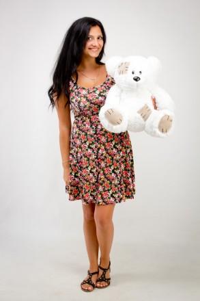 Плюшевый мишка мягкая игрушка медведь Гриша 50см 7 ЦВЕТОВ. Днепр. фото 1