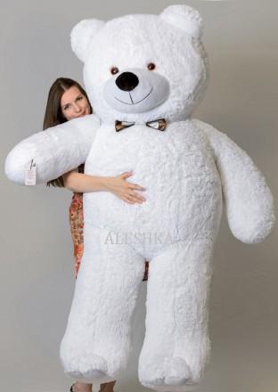 Плюшевый мишка мягкая игрушка медведь Teddy bear 200 см ТРИ цвета. Днепр. фото 1