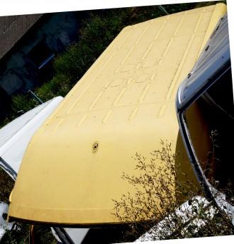 Крыша Volkswagen LT средняя база Европа Англия Фольксваген ЛТ середня база Англі. Тернополь. фото 1