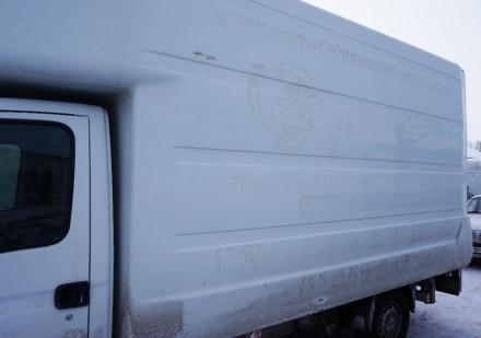 Будка Master 2005г. Movano Interstar с гидробортом Мастер Мовано. Тернополь. фото 1