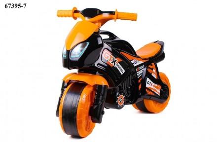 Мотоцикл-толокар ТЕХНОК. Днепр. фото 1