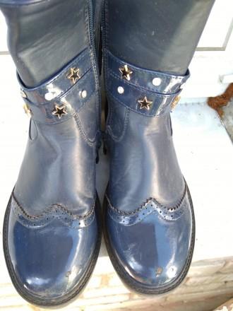 Осенне-весенние ботиночки. Изюм. фото 1