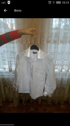 Красивая рубашка р.31 Ayden. Дружковка. фото 1