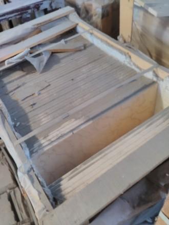 Изделие из мрамора : 1 ) плитка толщиной 10 мм. ; размер 305*305 и 610*610 ; Цв. Ирпень, Киевская область. фото 8