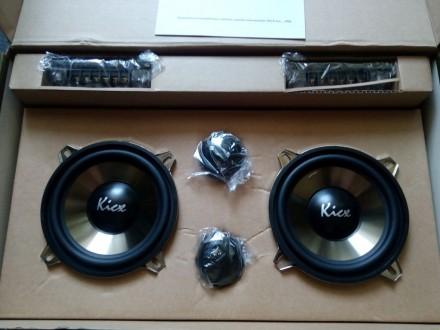 Продам Акустическую систему Kicx ICQ 5.2  Продам новую Акустическую систему Kic. Киев, Киевская область. фото 5