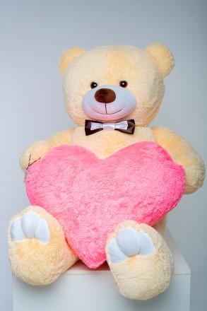 Плюшевый мишка мягкая игрушка медведь Teddy bear 160 см ТРИ цвета. Днепр. фото 1