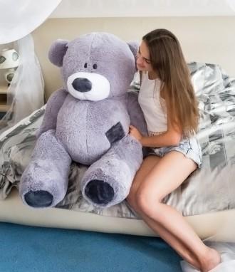 Плюшевый мягкая игрушка мишка медведь Гриша 150см 8 ЦВЕТОВ. Днепр. фото 1