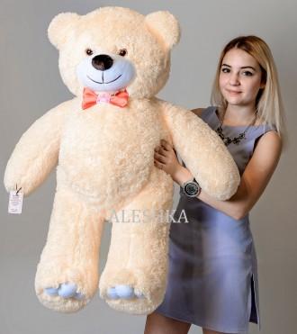 Плюшевый мишка мягкая игрушка медведь Teddy bear 110 см ТРИ цвета. Днепр. фото 1