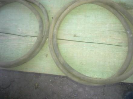 Продам 7 резиновых уплотнительных колец для крышки алюминиевой фляги на 50 литро. Лисичанск, Луганская область. фото 3
