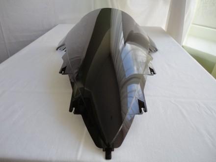 Ветровое стекло Yamaha YZF R1 2009г- 2014г горбатое лобовое ветровик обтекатель. Львов. фото 1