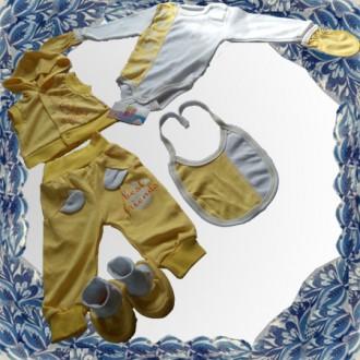 Комплект для новонароджених, комплект для новорожденных (БОМА). Киев. фото 1