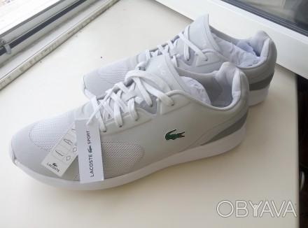 ᐈ Продам новые мужские кроссовки Lacoste 1ad52e76b51a1