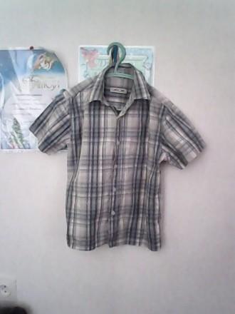 Рубашка с длинным и коротким рукавом на мальчика!. Кропивницкий. фото 1