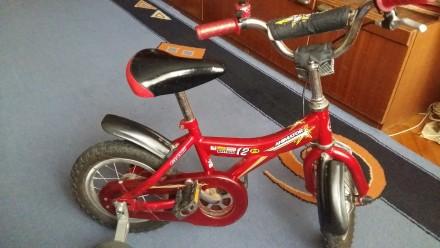 Продам отличный детский велосипед в хорошем состоянии. Луцк. фото 1